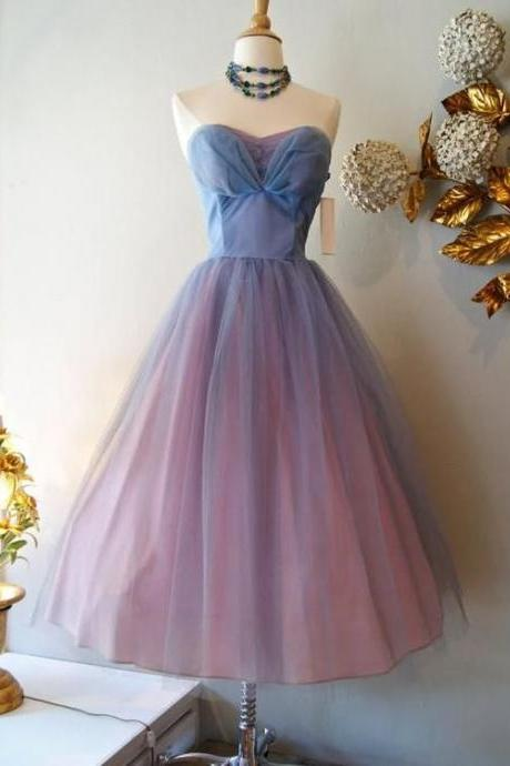 2017 Homecoming Dress Cheap Beautiful Tea-length Short Prom Dress Party Dress ,H2231